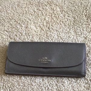Coach slim wallet